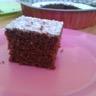 Cake moelleux au chocolat noisettes et pomme