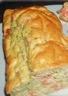 Cake salé au surimi