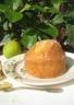 Cake sucré à l'huile d'olive vierge extra et au citron vert