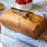 Cake sucré aux courgettes et raisins secs