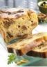 Cake : tomates olives lardons et figues