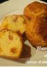 Cakes chorizo et tomates confites