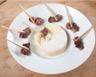 Camembert fumé aux herbes boeuf mariné (façon fondue)
