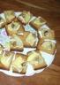 Canapés de Pain d'épice  Pomme & Camembert
