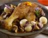 Canard aux navets et au beurre