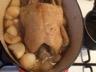 Canard en cocotte aux navets
