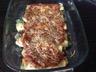 Cannellonis farcis aux épinards et rôti de porc