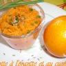 Carottes à l'orange et au cumin