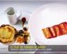 Carpaccio de canard et foie gras et hamburger de canard