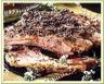 Carré d'agneau mariné au thym et légumes du soleil