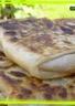 Carrés de pâte farcis (mahjouba)