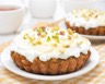 Carrot cake au mascarpone