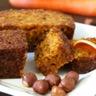 Carrot cake aux noisettes ou pas !