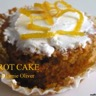 Carrot cake inspiration Jamie Oliver