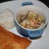 Cassolettes de fruits de mer aux petits légumes