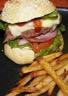 Cheese burger-bacon