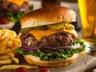 Cheese Burger ou manuburger