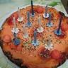 Cheese cake à la fraise tagada