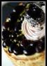 Cheesecake au chocolat blanc et cerises