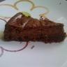 Cheesecake au chocolat-caramel