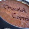 Cheesecake caramel chocolat