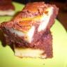 Cheesecake mi-ange mi démon