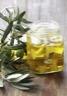 Chèvre marinés à l'huile d'olive