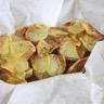Chips de pommes de terre maison