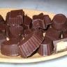Chocolat noir et à la creme de citron