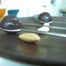 Chocolats faits maison : caramel beurre salé et amande