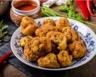Chou-fleur pané et sa sauce paprika
