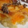 Clafoutis abricots amandes et lavande