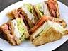Club sandwich poulet - bacon
