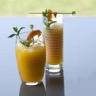 Cocktail exotique Mangue Goyave Citron vert et Vanille