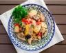 Colombo de poulet antillais aux pommes de terre
