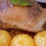 Colverts rôtis aigre-doux