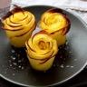 Comment faire des roses de pommes de terre ?