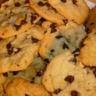 Cookies au lait de noisette et pépites de chocolat