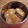Cookies avoine-chocolat blanc