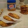 Cookies beurre de cacahuètes et chocolat noir