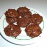 Cookies tout chocolat classiques