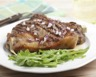 Côte de boeuf grillée sauce choron et potatoes épicées