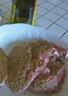 Côtes de porc au massalé cuites au barbecue