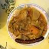 Couscous aux légumes et au poulet