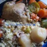Couscous poulet en cocotte minute