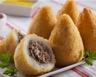 Coxinha (croquette brésilienne à la viande hachée)