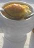 Crème brûlée à la fève tonka et coquilles moelleuses miel chocolat
