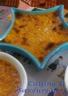 Crème brûlée à la tomate séchée et au parmesan