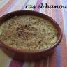 Crème brûlée au foie gras et au poivre vert