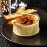Crème brûlée au foie gras facile et rapide